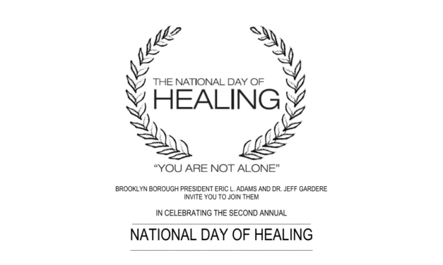 National Day of Healing