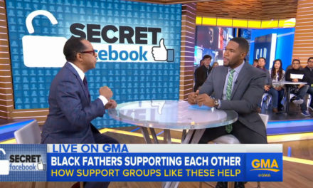Good Morning America: Facebook group helps black fathers shatter stereotypes, support each other as dads
