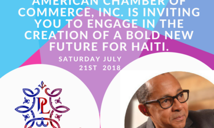 VIDEO: The 2018 GA Haitian-American Chamber of Commerce (GAHCCI) Leadership Gala