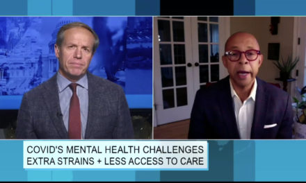 Covid's Mental Health Challenges Extra Strains + Less Access to Care