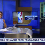 Good Day LA: Unruly Behavior From Fans at NBA Playoff Games