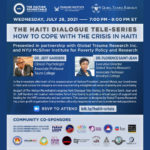 The Haiti Dialogue Tele-Series: How to Cope with the Crisis in Haiti